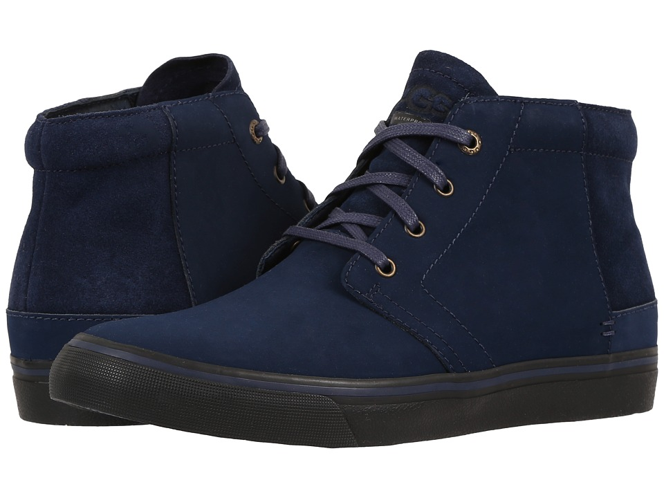 UGG - Colin (Navy) Men's Shoes