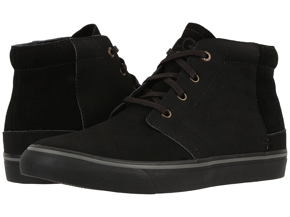 UGG - Colin (Black) Men's Shoes