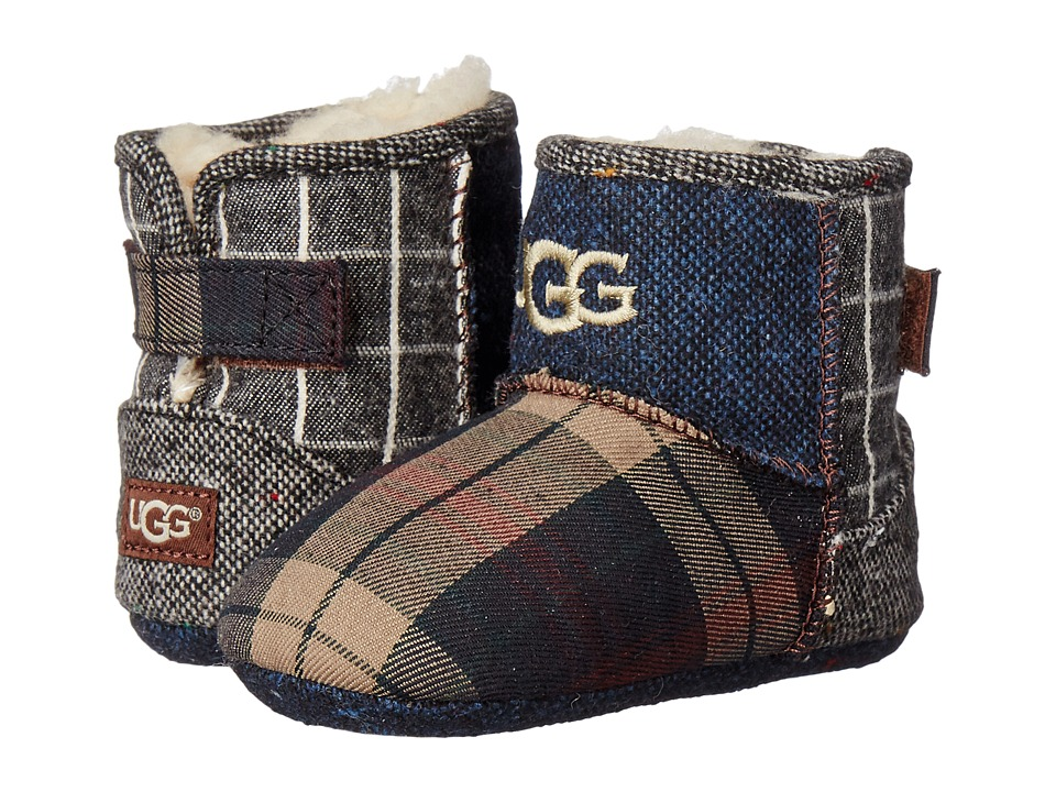 UGG Kids - Jesse Thriller (Infant/Toddler) (Patchwork) Girls Shoes