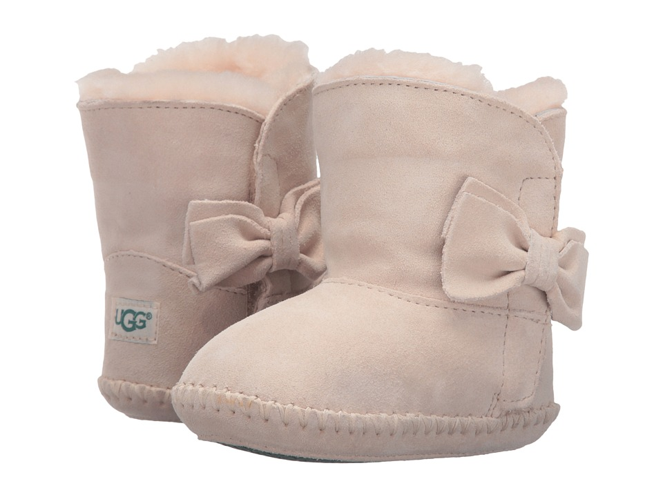 UGG Kids - Cabby (Infant/Toddler) (Freshwater Pearl) Girls Shoes