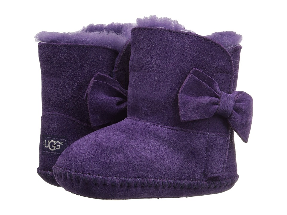 UGG Kids - Cabby (Infant/Toddler) (Electric Purple) Girls Shoes