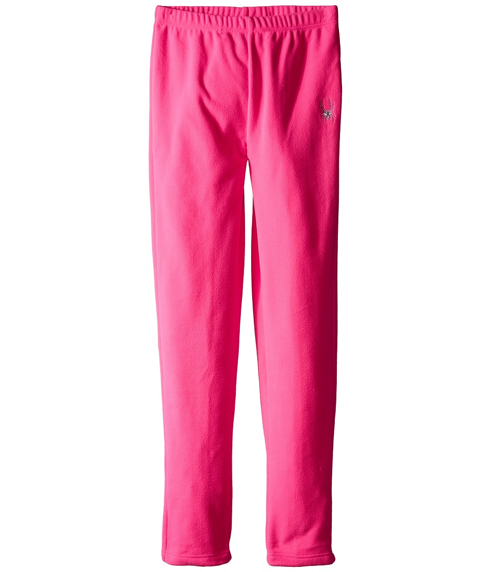 Spyder Kids - Momentum Fleece Pants (Toddler/Little Kids/Big Kids) (Bryte Bubblegum) Girl's Casual Pants