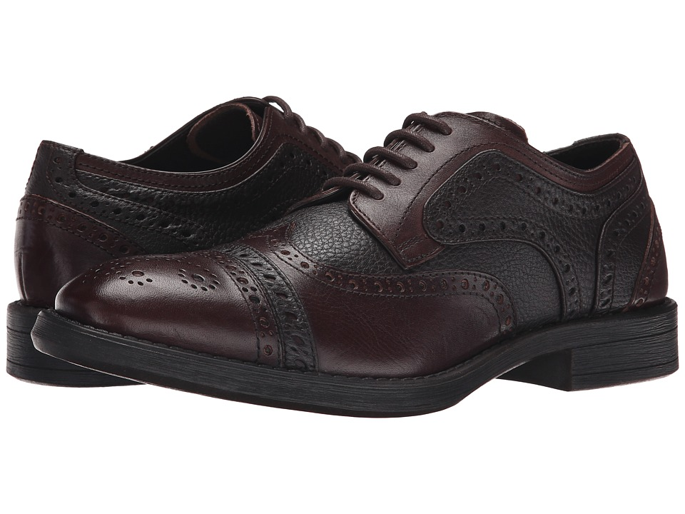 Kenneth Cole Reaction Sew Long (Brown) Men