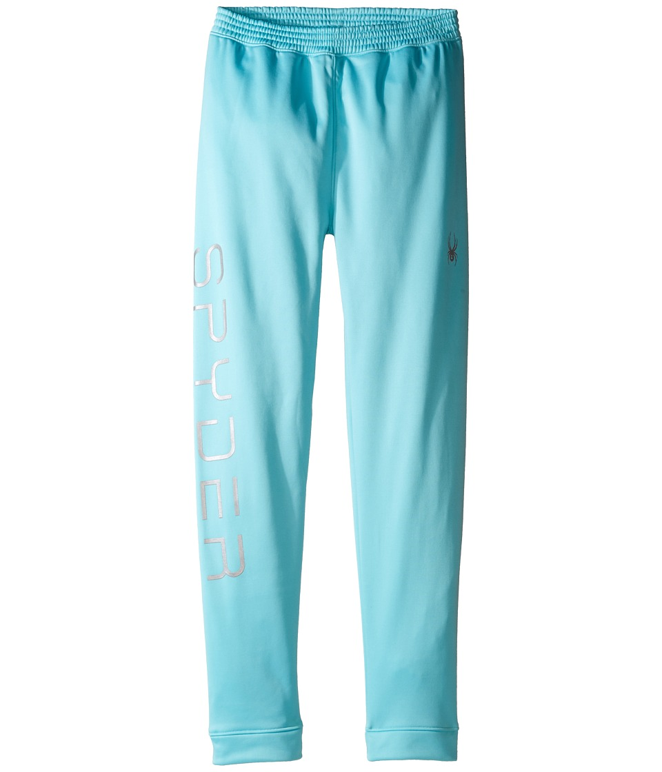 Spyder Kids - Varcity Fleece Pants (Toddler/Little Kids/Big Kids) (Freeze) Girl's Casual Pants