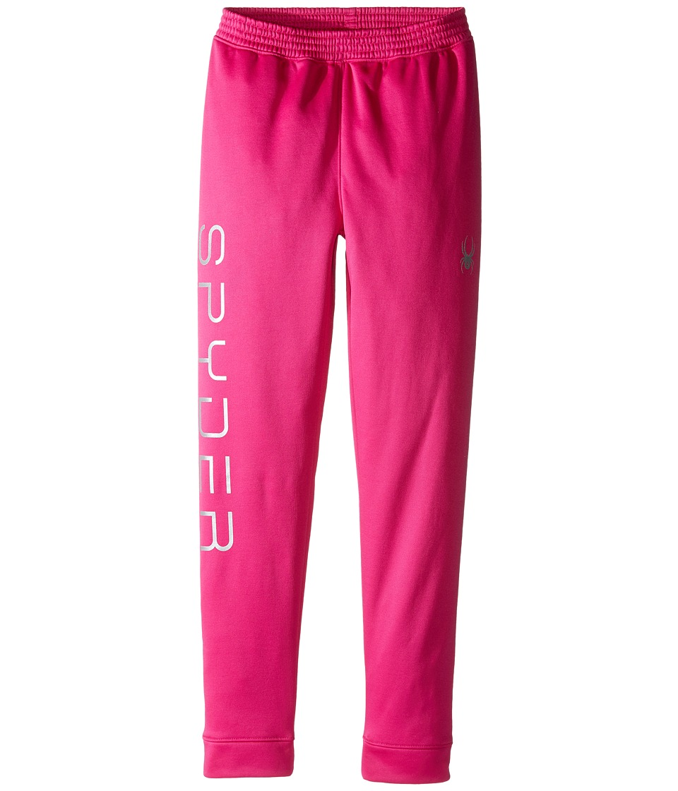 Spyder Kids - Varcity Fleece Pants (Toddler/Little Kids/Big Kids) (Voila) Girl's Casual Pants