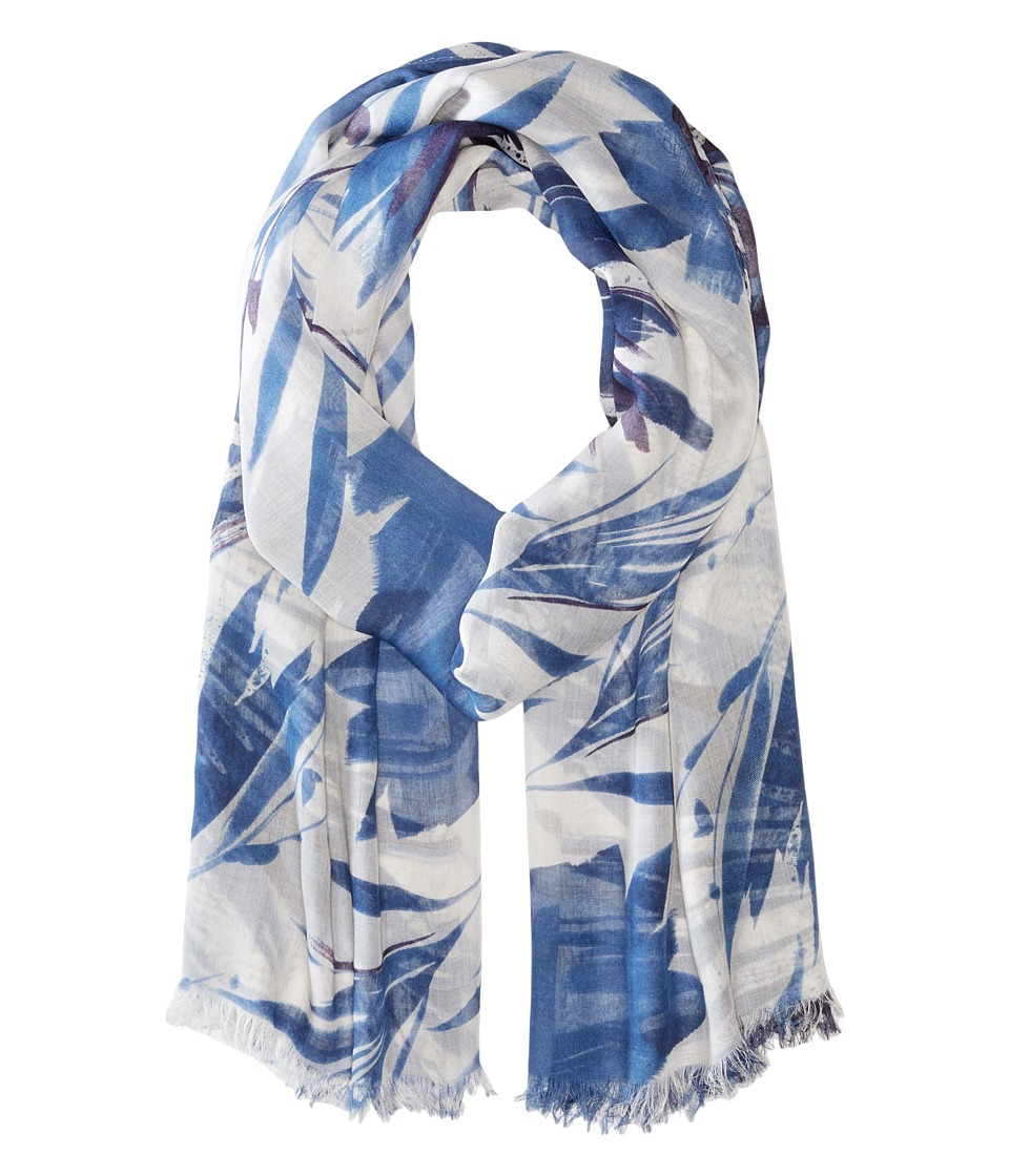 LAUREN Ralph Lauren - Naomi Scarf (Channel Blue) Scarves