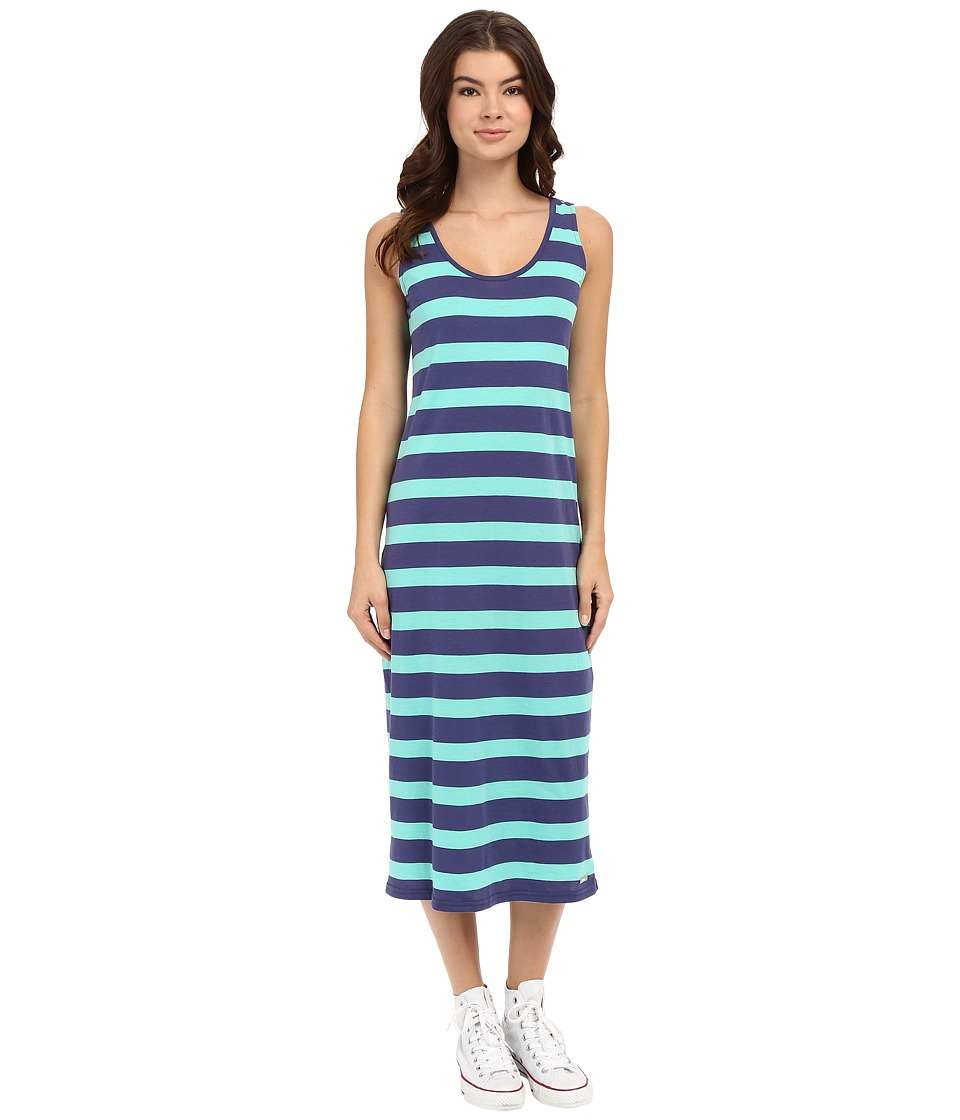 Bench - Expert Dress (Deep Cobalt) Women's Dress