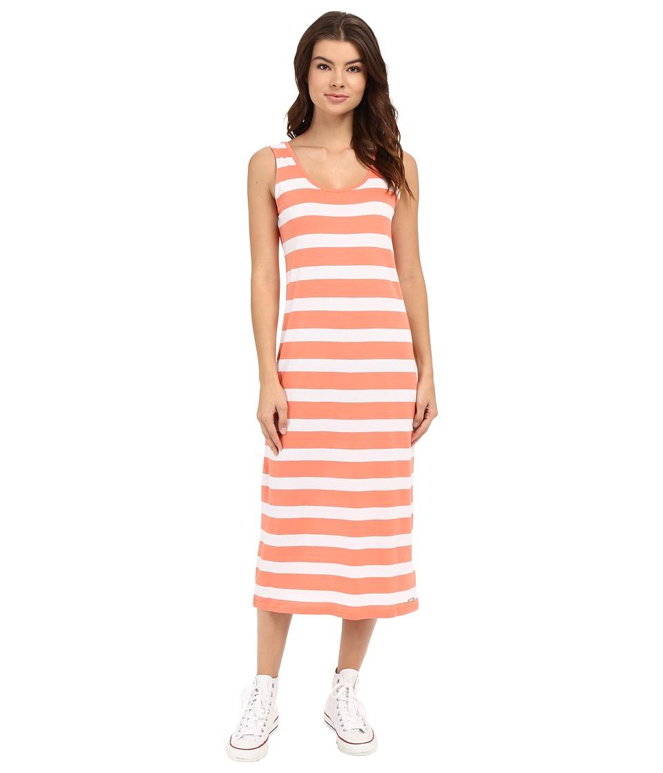 Bench - Expert Dress (Fusion Coral) Women's Dress