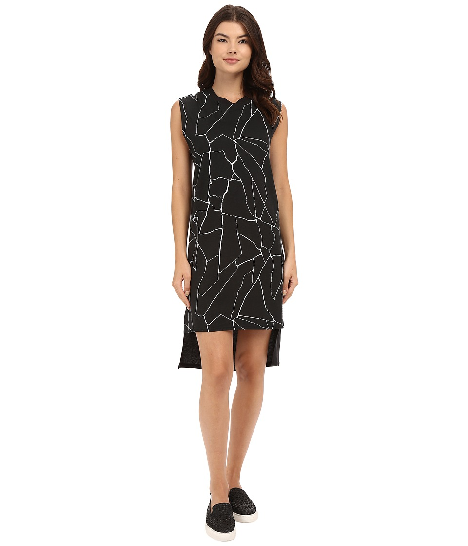 Bench U Stop Me Falling Dress (Jet Black) Women