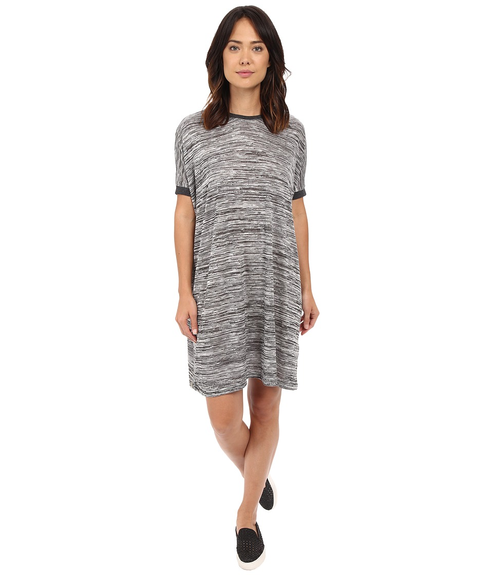 Bench - Anticipate Dress (Jet Black) Women's Dress