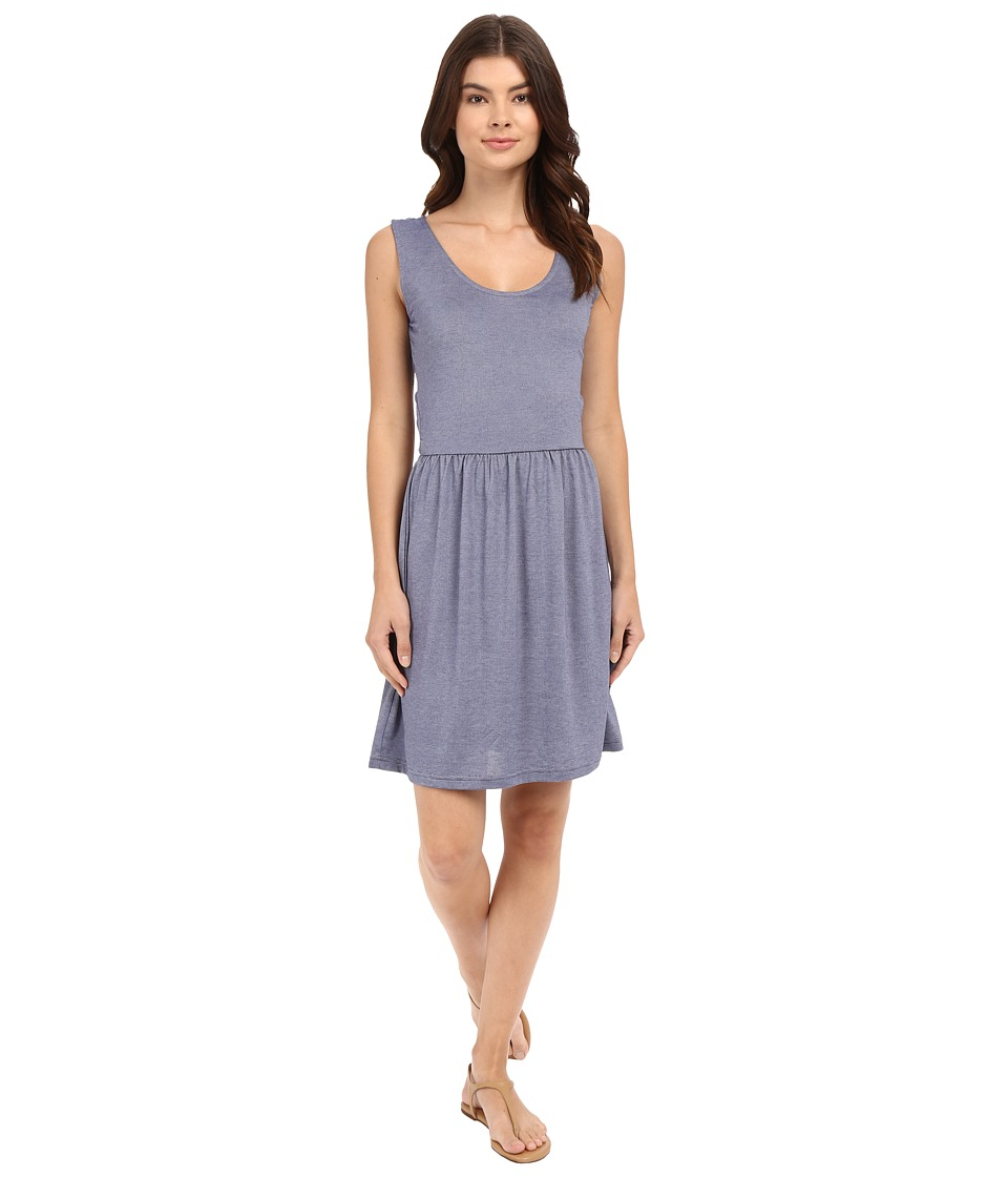 Bench - Superlative Dress (Deep Cobalt) Women's Dress