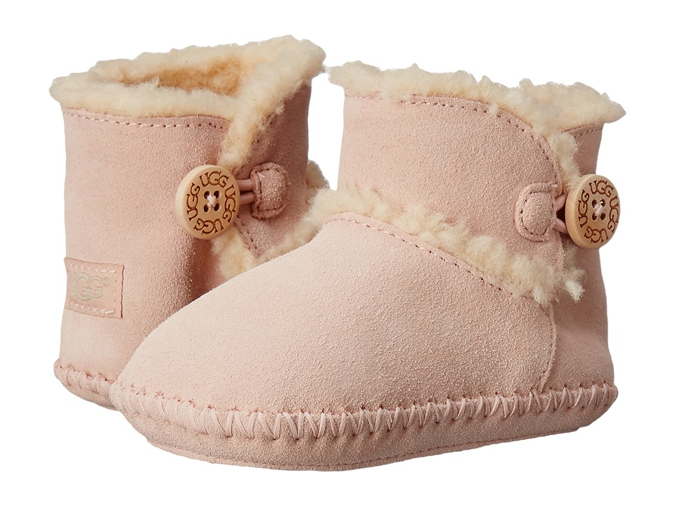 UGG Kids - Lemmy (Infant/Toddler) (Baby Pink) Girls Shoes