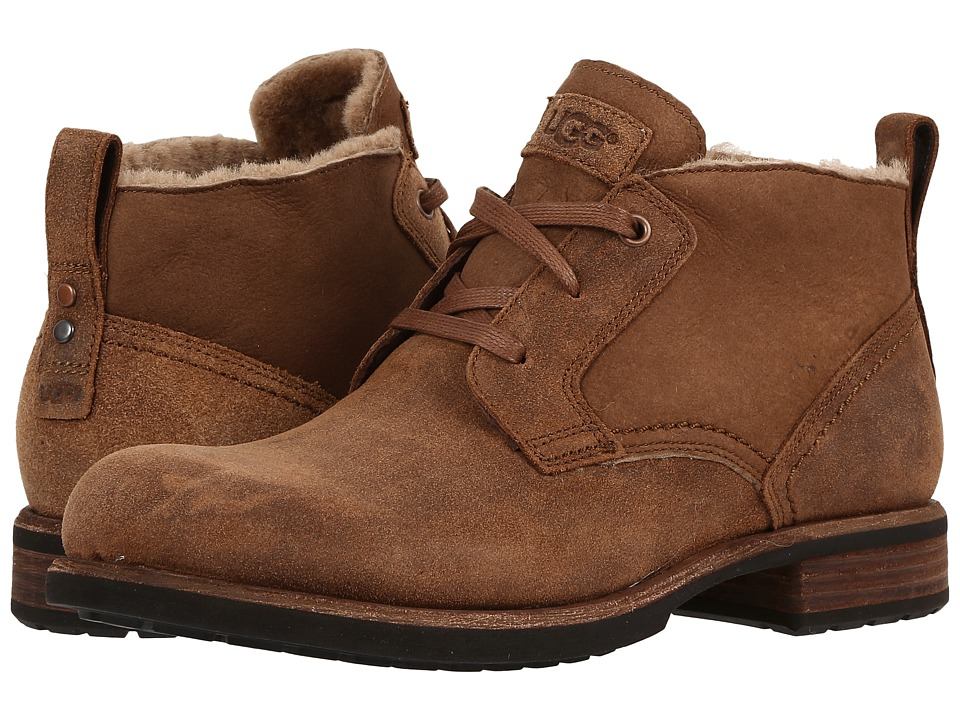 UGG - Brompton (Chestnut) Men's Shoes