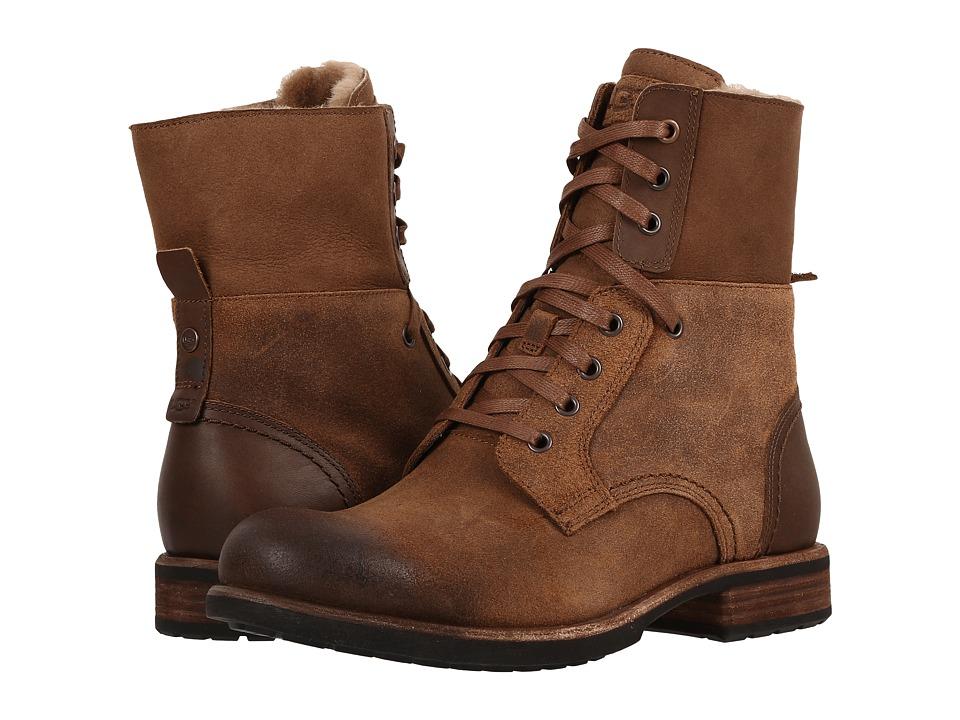 UGG - Larus (Chestnut) Men's Shoes