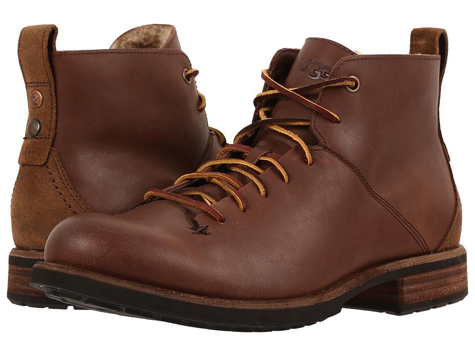 UGG - Keaton (Chocolate) Men's Boots