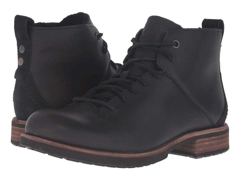 UGG - Keaton (Black) Men's Boots