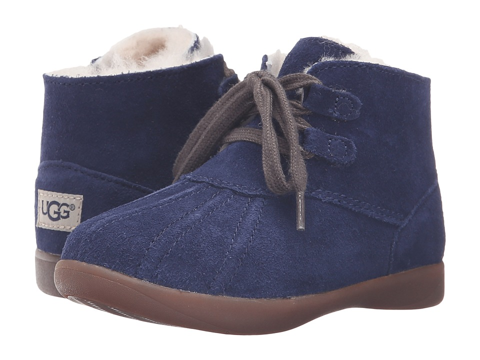 UGG Kids - Payten (Toddler/Little Kid) (Peacoat) Girls Shoes