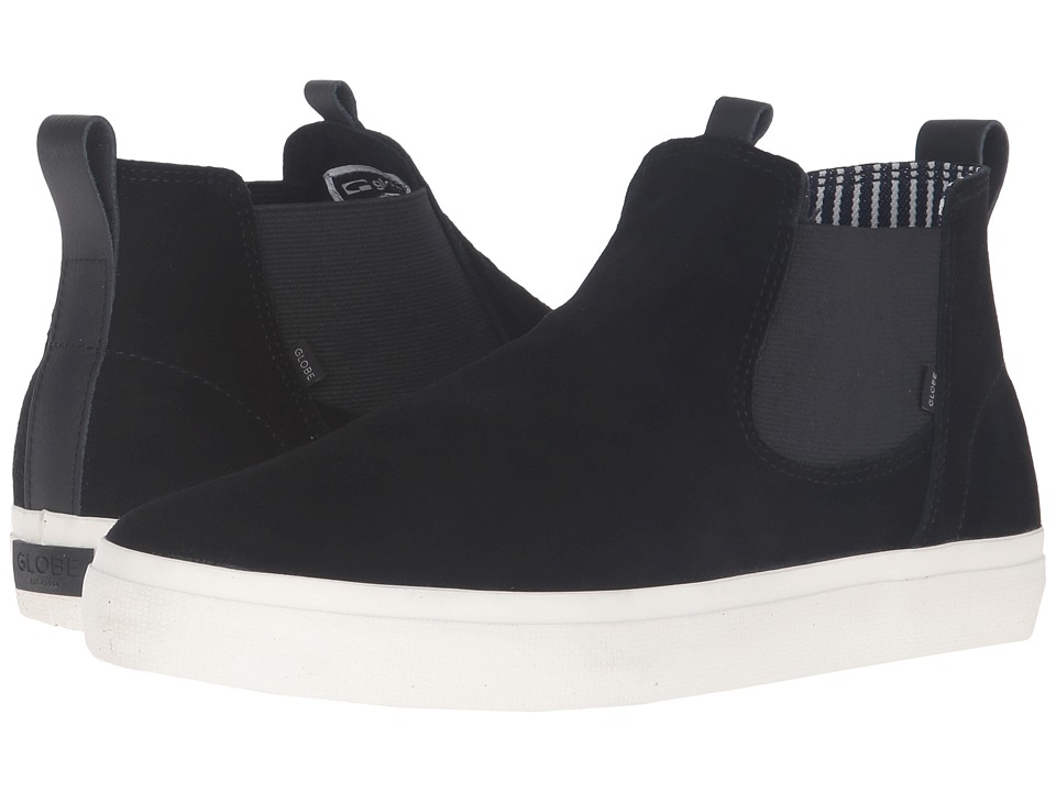Globe - Dover (Black/Off-White) Men's Skate Shoes
