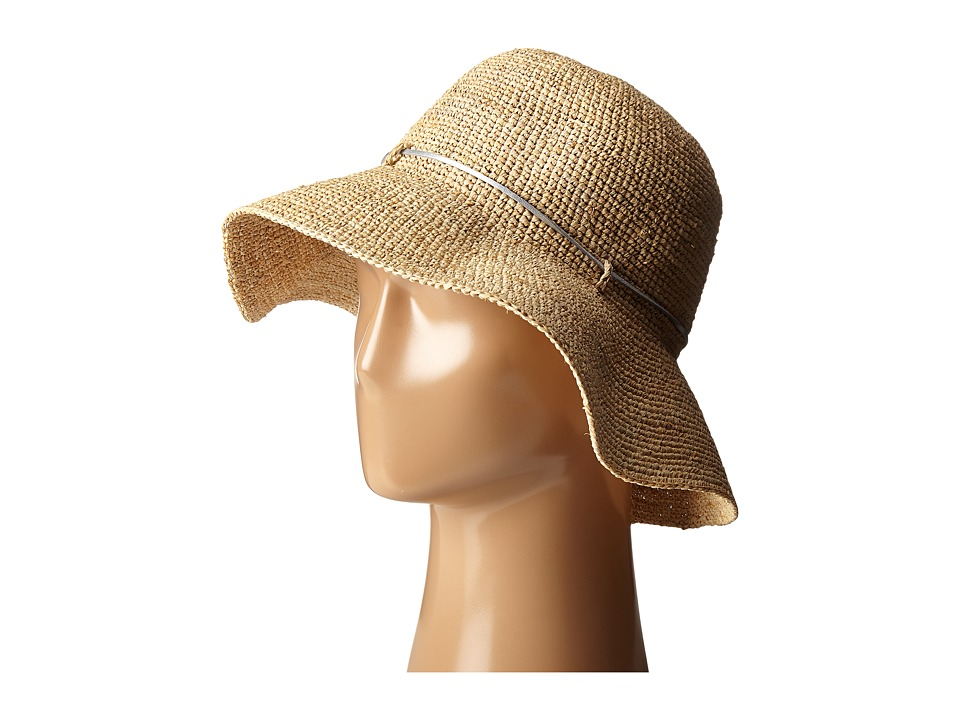 Hat Attack - Packable Traveler (Silver) Traditional Hats