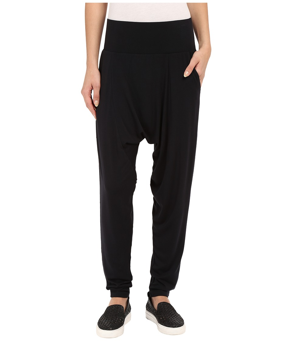 Bench - Jess Glynne x Bench collaboration- Crazyi Trousers (Jet Black) Women's Casual Pants