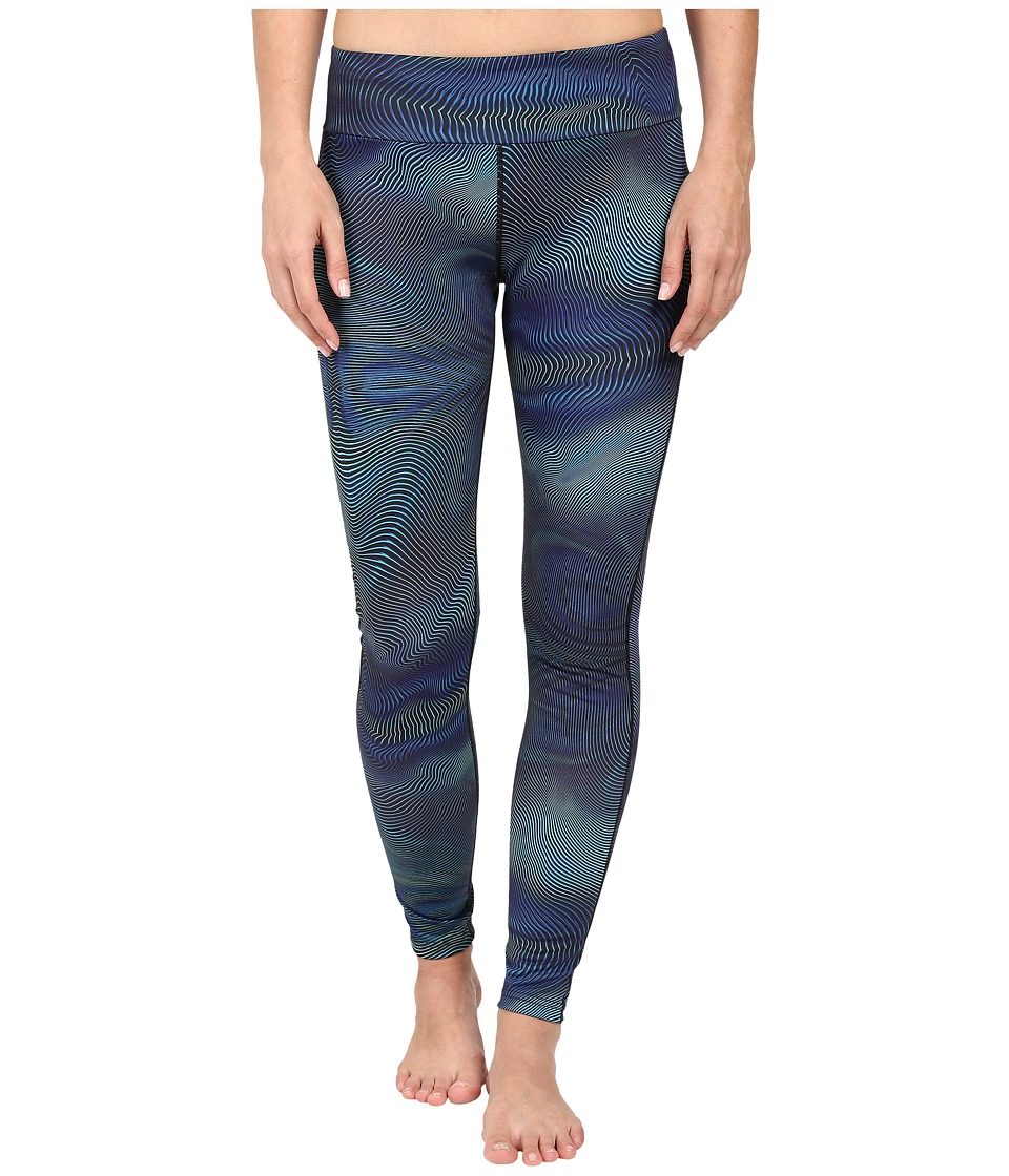 Bench - Jess Glynne x Bench collaboration- Real Real Love Leggings (Estate Blue) Women's Casual Pants