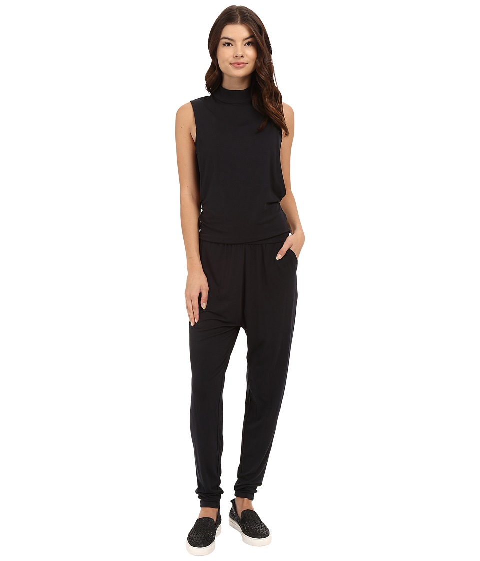 Bench - Out of my Control Romper (Jet Black) Women's Jumpsuit & Rompers One Piece
