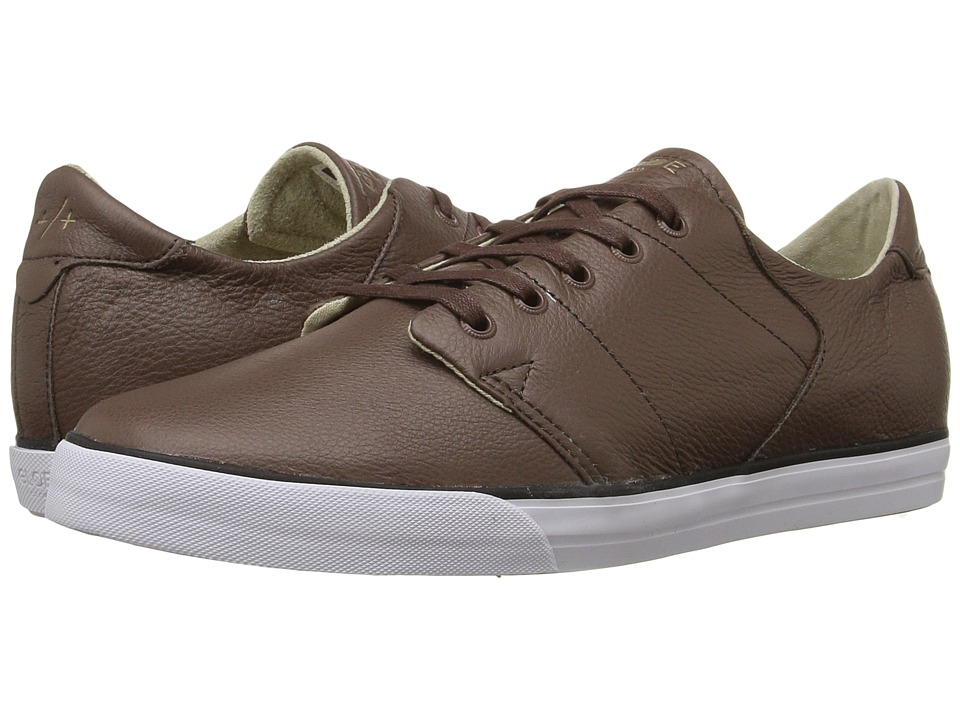 Globe - Los Angered Low (Chocolate) Men's Skate Shoes