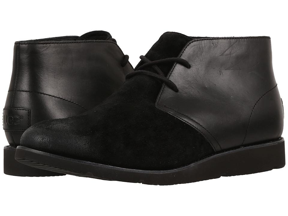 UGG - Blackwell (Black) Men's Shoes