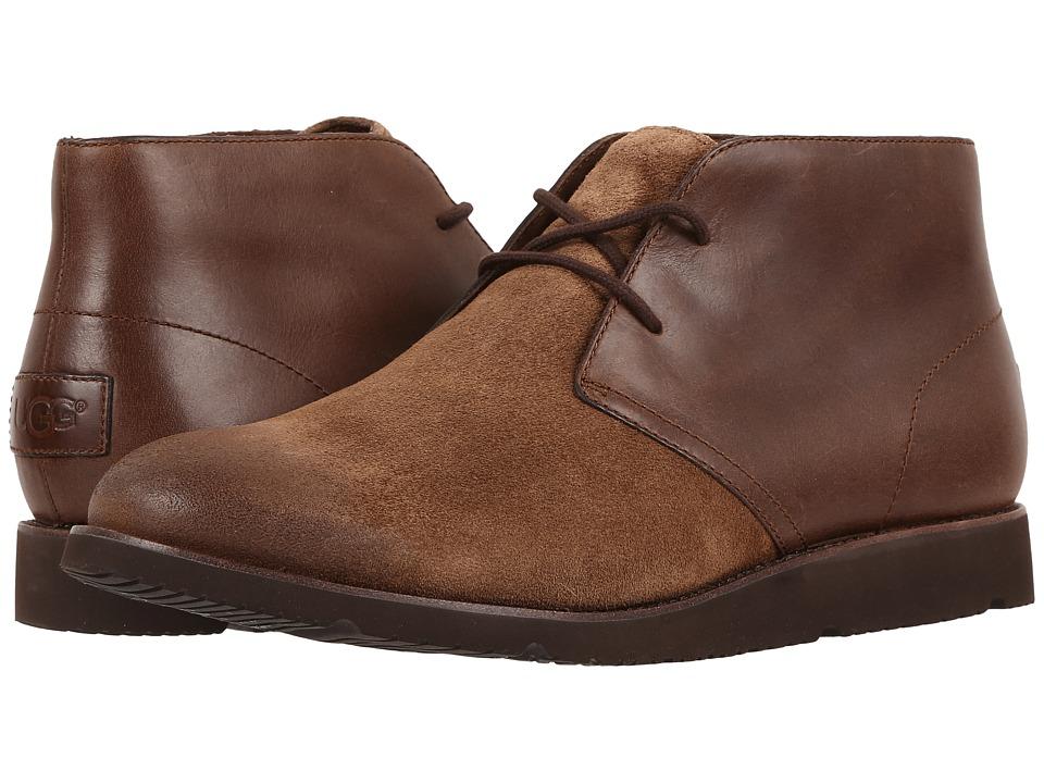 UGG - Blackwell (Dark Chestnut) Men's Shoes
