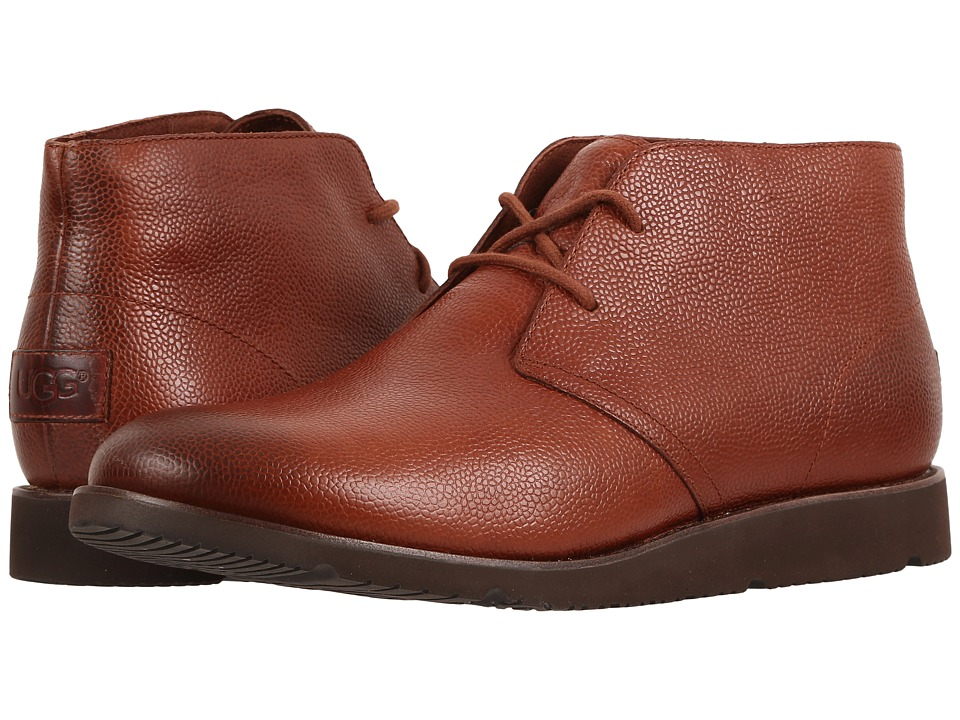 UGG Blackwell Scotch Grain (Cognac) Men