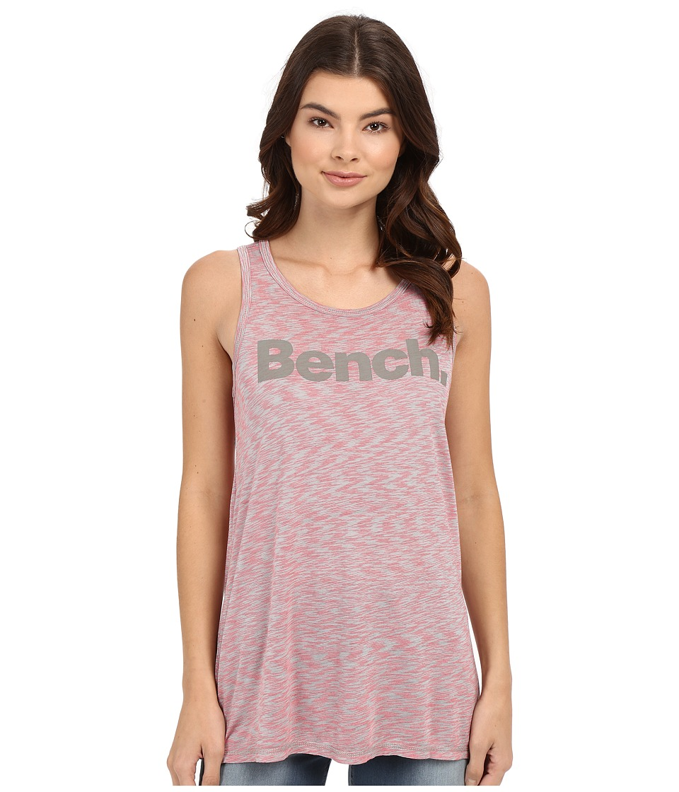 Bench - Citified Graphic Vest (Bittersweet) Women's Sleeveless