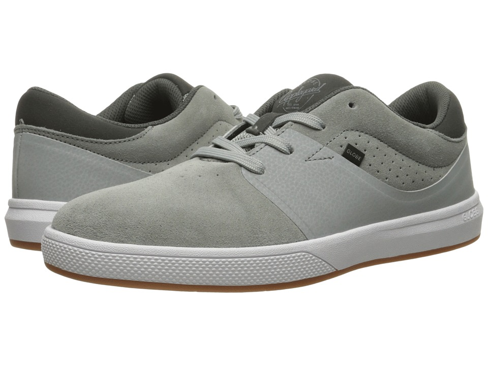Globe - Mahalo SG (Grey/White) Men's Skate Shoes