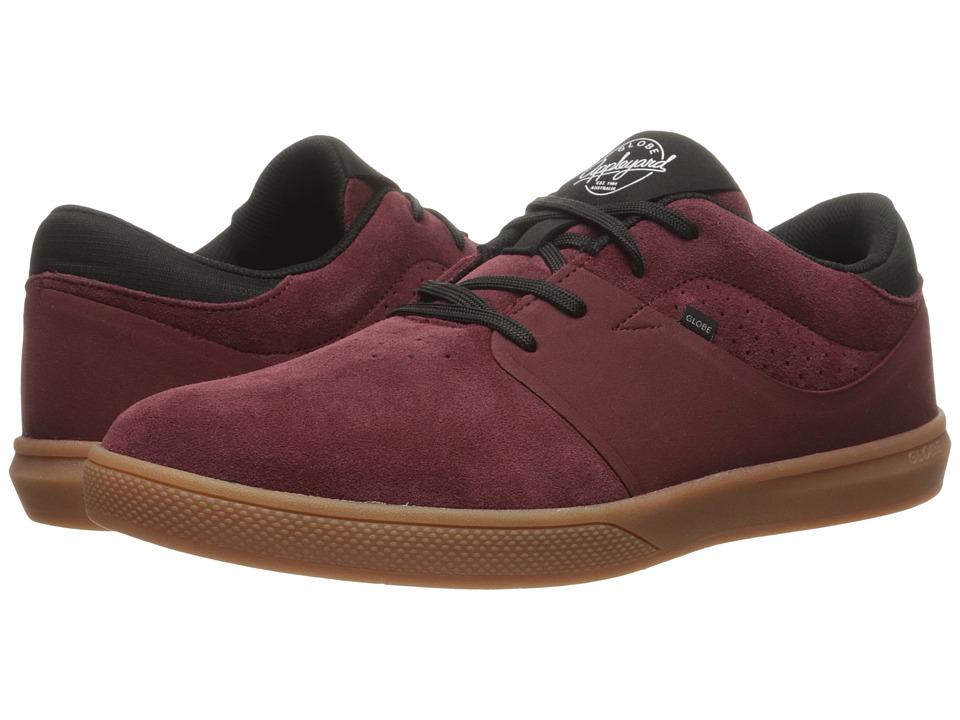 Globe - Mahalo SG (Burgundy/Gum) Men's Skate Shoes