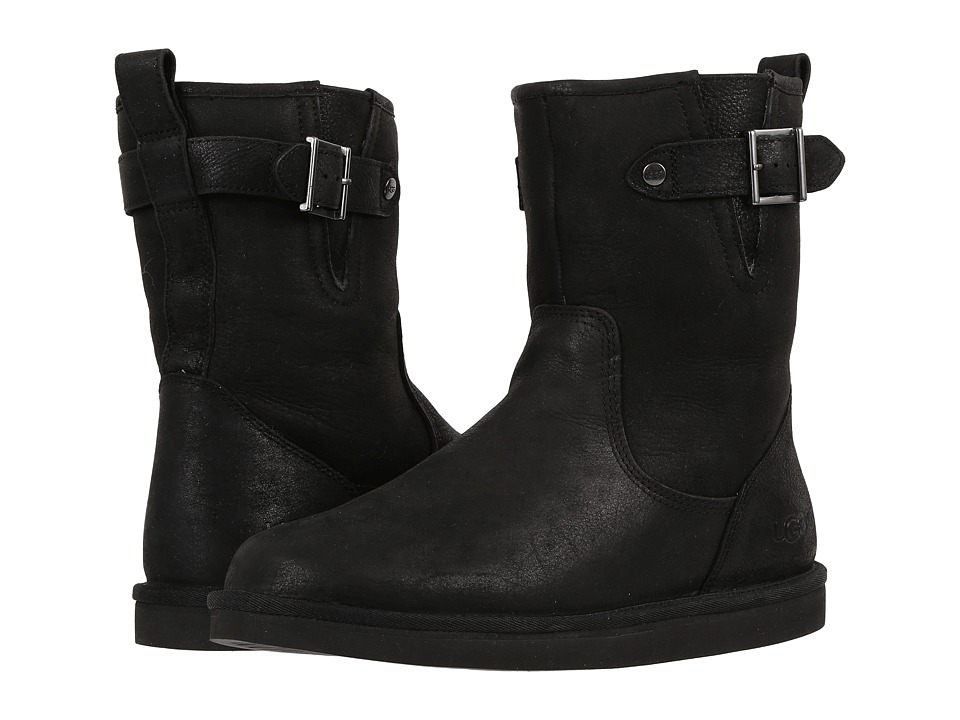 UGG - Guthrie (Black) Men's Boots