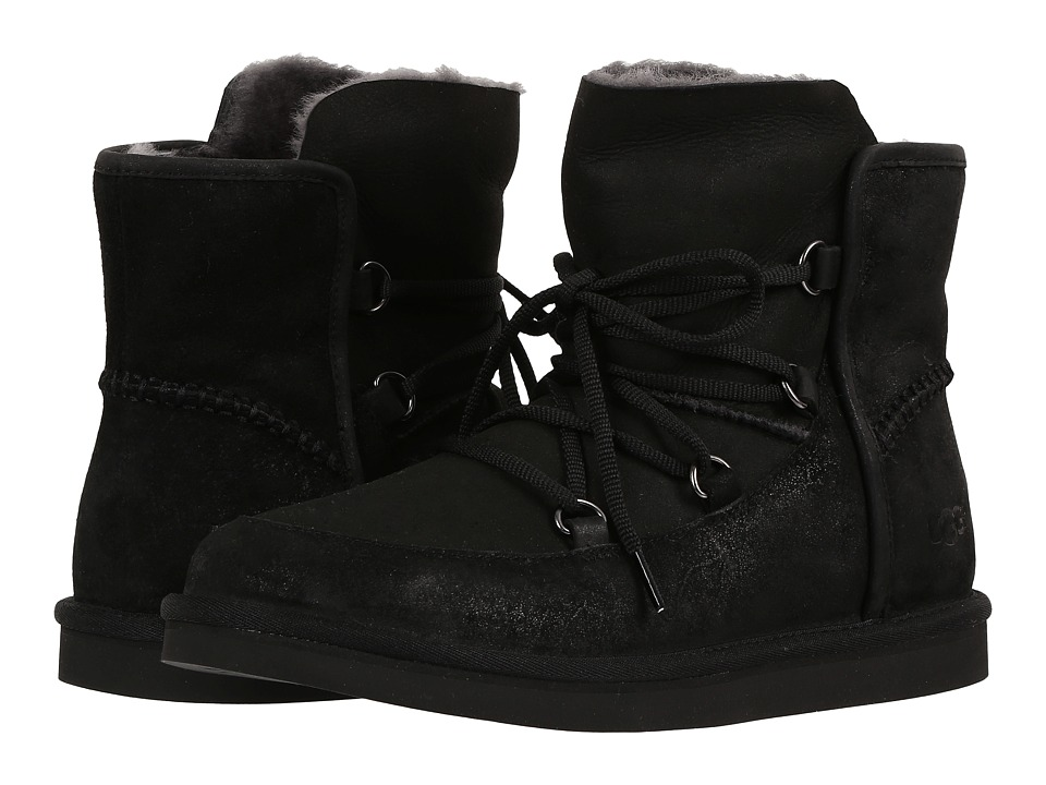 UGG - Levy (Black) Men's Boots