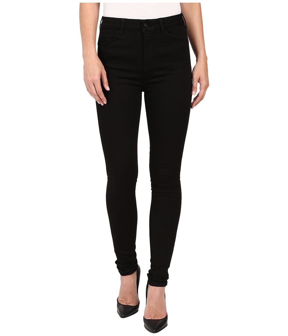 Bench - Jess Glynne x Bench collaboration- Everything's OK Denim (Jet Black) Women's Jeans