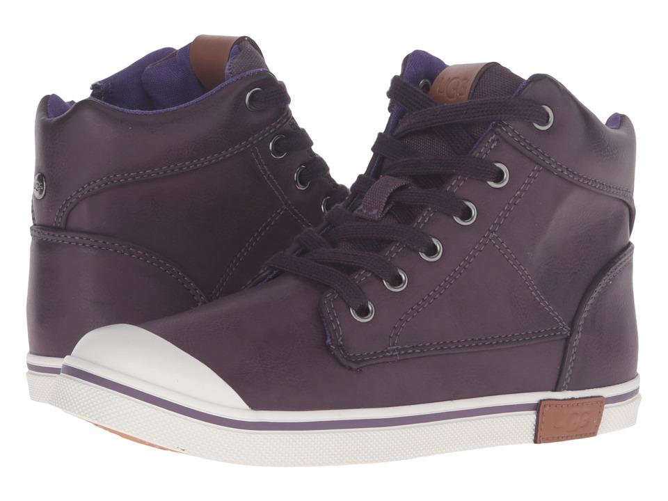 UGG Kids - Damian Distressed (Toddler/Little Kid/Big Kid) (Electric Purple) Girls Shoes