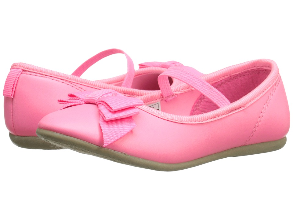 Carters - Glory 2 (Toddler/Little Kid) (Neon Pink) Girl's Shoes