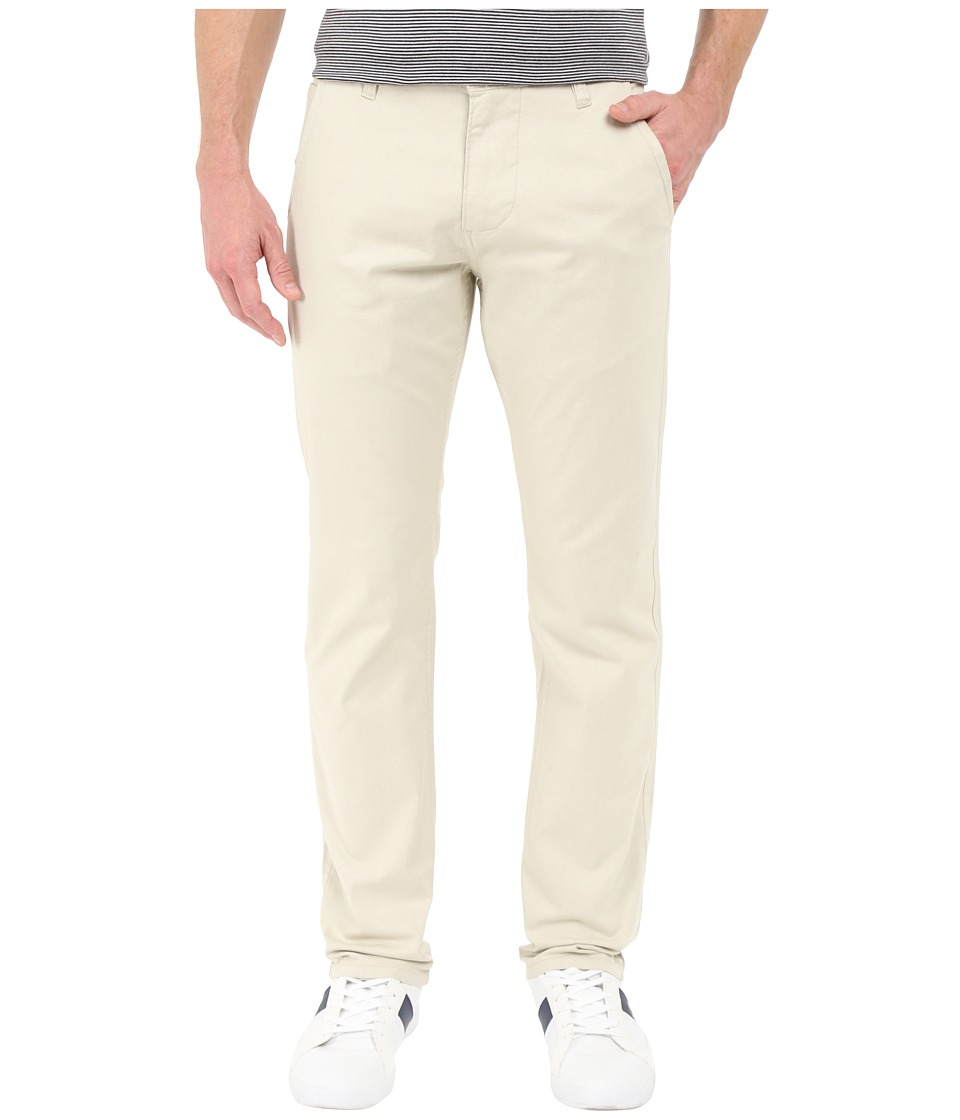 Dockers Men's - Alpha Original Khaki (Oyster Grey Coated) Men's Casual Pants
