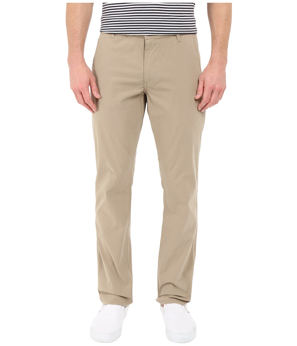 Dockers Men's - Alpha on the Go Khaki (Timber Wolf) Men's Casual Pants