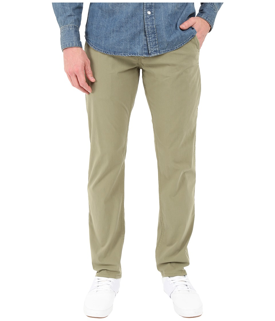 Dockers Men's - Alpha on the Go Khaki (Coastal Sage) Men's Casual Pants