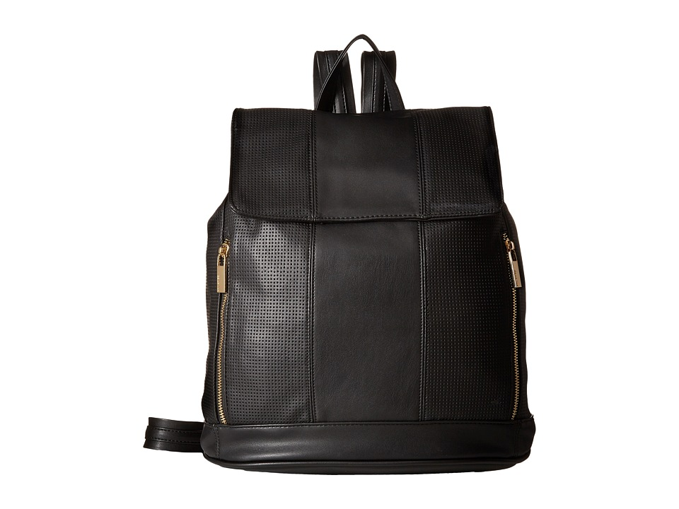 Deux Lux - Downtown Stripe Backpack (Black) Backpack Bags
