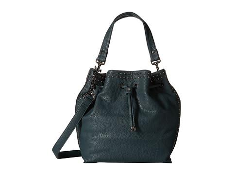Deux Lux - Westside Hobo (Teal) Hobo Handbags