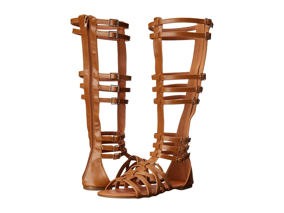C Label - Hercules-2 (Brown) Women's Sandals