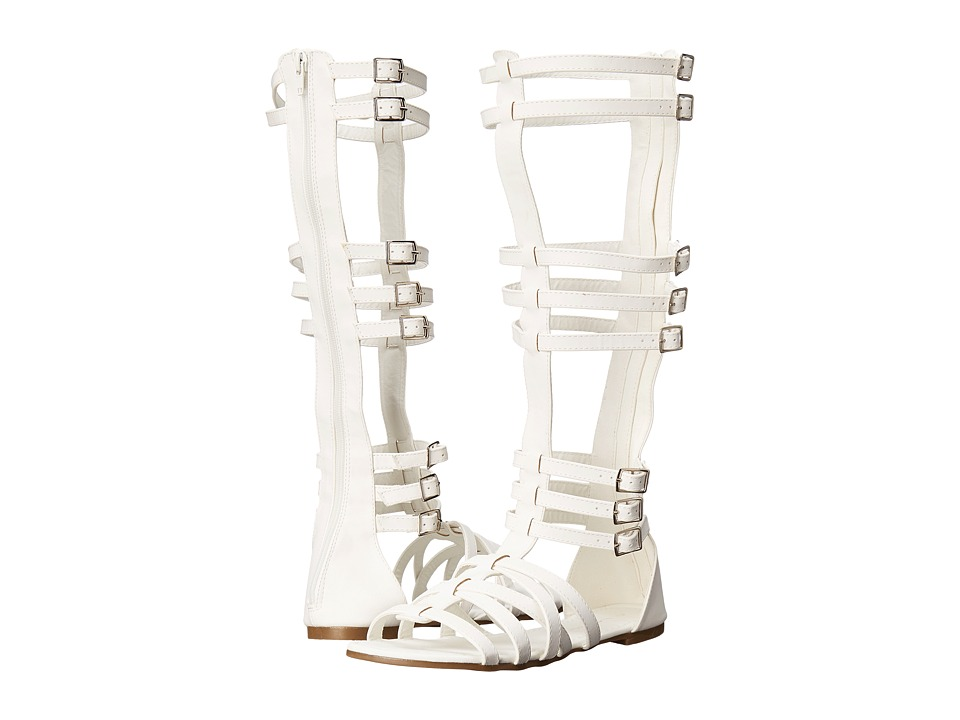 C Label - Hercules-2 (White) Women's Sandals