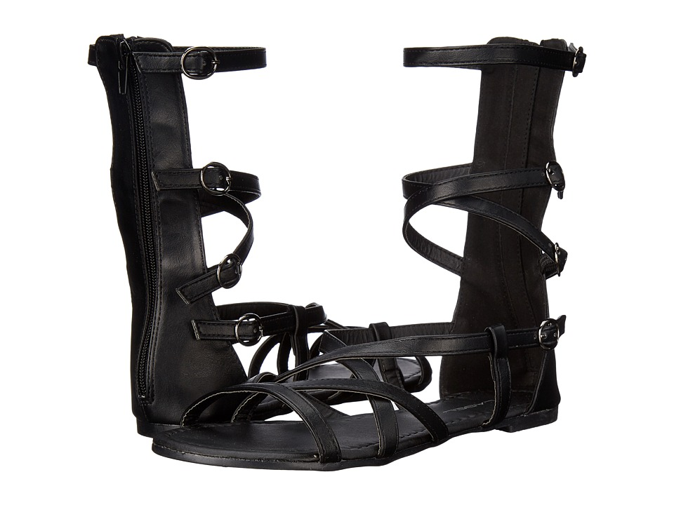 C Label - Hercules-1 (Black) Women's Sandals