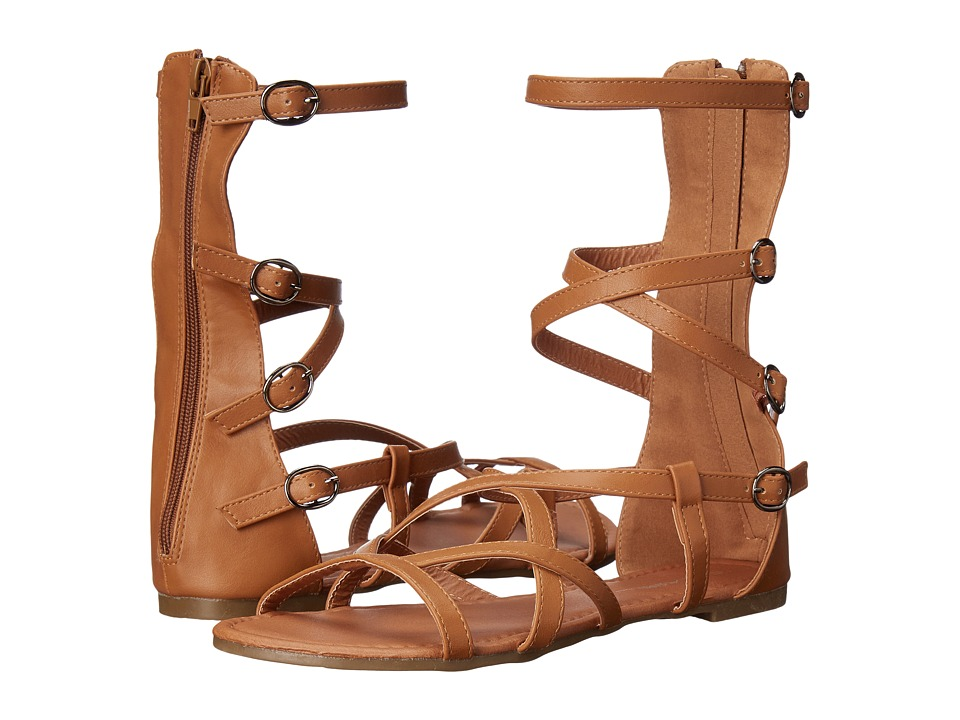 C Label - Hercules-1 (Brown) Women's Sandals