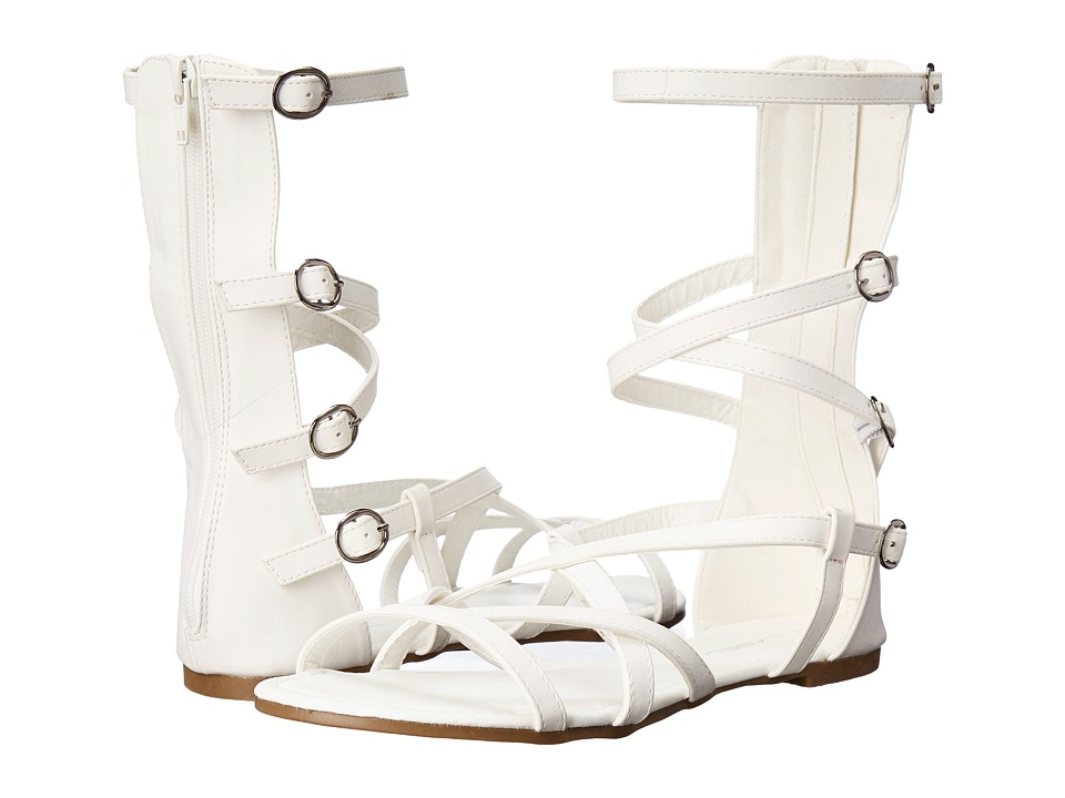 C Label - Hercules-1 (White) Women's Sandals