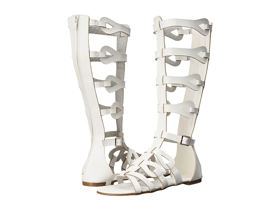 C Label - David-2 (White) Women's Sandals