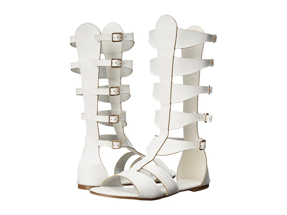 C Label - Goliath-1 (White) Women's Sandals